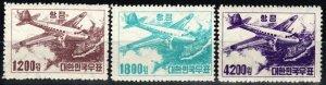 Korea #C6-8 MNH CV $7.25 (X9821)