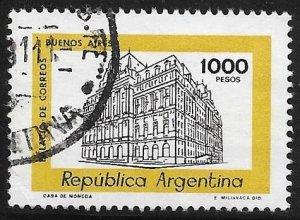 Argentina # 1176 Used