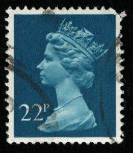 Queen Great Britain 1980 Queen Elizabeth II MC #855 (T-4894)