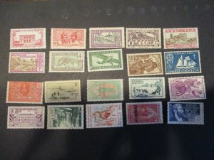 French Colonies / Area Assortment -  Hinged- (5D4) WDWPhilatelic #8