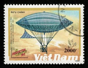 Zeppelin, Vietnam 2000Dong (ТS-239)