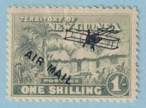 NEW GUINEA C9 AIRMAIL  MINT HINGED OG * NO FAULTS EXTRA FINE !