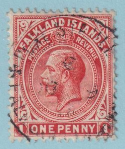 FALKLAND ISLANDS 31  USED - NO FAULTS VERY FINE! INTERESTING CANCEL
