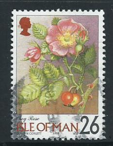 Isle of Man  Used   SG 782
