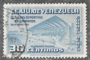 DYNAMITE Stamps: Venezuela Scott #C337 – USED