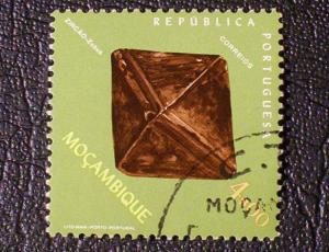 Mozambique Scott #501 used