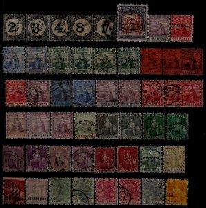 Trinidad Tobago 50 used/mint values pre-1910