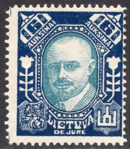LITHUANIA SCOTT 119