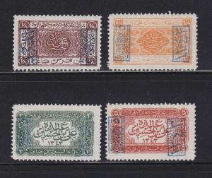 Saudi Arabia King Ali L177, L181-L183 MHR (C)