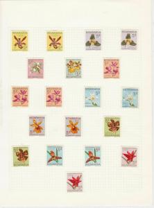 nicaragua stamps on page ref 16540