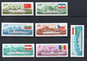 Hungary 1828-1834 MNH