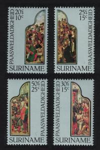 Suriname Easter 4v SG#855=859