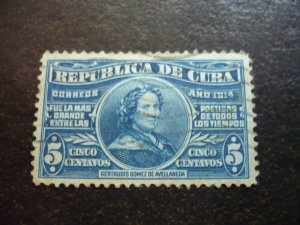Stamps - Cuba - Scott# 263 - Used Single Stamp