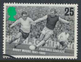 Great Britain  SG 1926 SC# 1664 Used / FU  Football Legends
