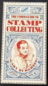 The Video Guide to Stamp Collecting (VHS) featuring Gary Burghoff
