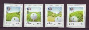 J24813 JLstamps 2006 ireland set mnh #1678-81 golf