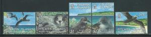 Pitcairn Islands #604-608 Birds Set of 5 (MNH) CV$12.00