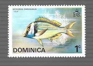 Dominica 1975 - M - Scott #422 *