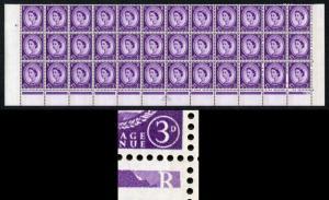 Spec S74c 3d Cyl 41 No Dot Green Phosphor Block of 24 inc Phantom R U/M (ebay 3)