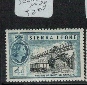 Sierra Leone SG 215 MOG (8edh)