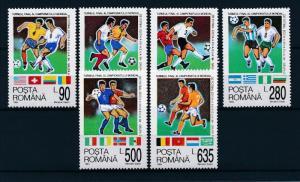 [59584] Romania 1994 World Cup Soccer Football USA MNH