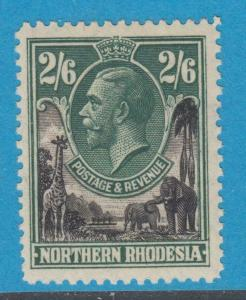NORTHERN RHODESIA 12  MINT HINGED OG * NO FAULTS EXTRA FINE !