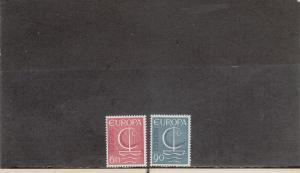 NORWAY 496-497 MNH 2019 SCOTT CATALOGUE VALUE $5.00