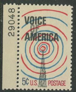STAMP STATION PERTH USA #1329  MLH OG 1967  CV$0.25.