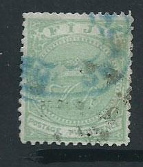 Fiji  QV SG 37 FU  Revenue Cancel perf 12½
