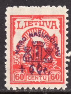 LITHUANIA SCOTT B11