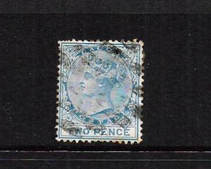 LAGOS  1876-79  2d   QV  FU    SG 11