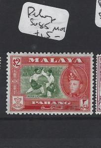 MALAYA  PAHANG   (PP1605B)  SULTAN $2.00  SG 85    MOG