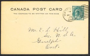 Canada Unitrade Postal Card UX17