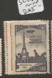 Brazil SC 712-4 MNH (7czy)