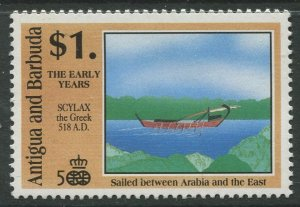 STAMP STATION PERTH Antigua & Barbuda #1415 General Issue MNH 1979 CV2.50