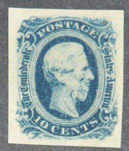Confederate States of America Scott #12 – MNH