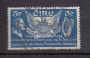 J26476 1939 ireland hv of set used #104 design