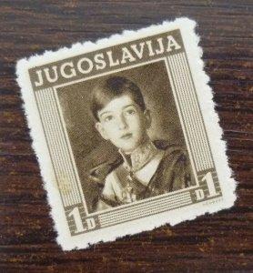 Yugoslavia c1935 Serbia Slovenia Croatia ESSAY 1 D  C5
