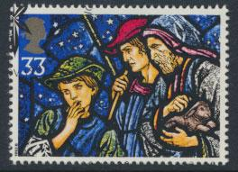Great Britain SG 1637   Used  - Christmas