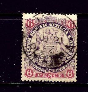 Rhodesia 31 Used 1896 Issue