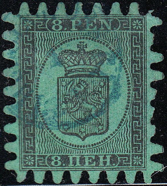 FINLAND 7 Used FVF (22019)