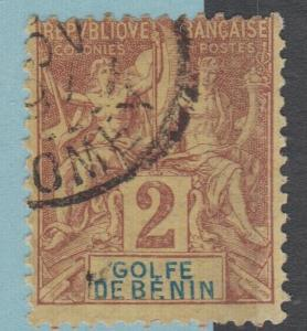 BENIN 21 NO FAULTS EXTRA FINE !