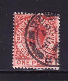 Gibraltar 77 U King George V