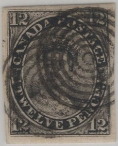 Canada #3 Used 4 Large Margins 2 Certs Great Rarity SCV $135,000 (GP2)