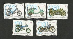 BOSNIA SERBIA-Motorcycles-TOMOS A3-VESPA 125-BMW R75-HONDA ST70-Davidson EL-2019