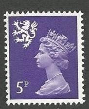 Great Britain Scotland SMH5