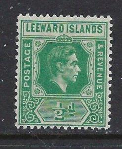 Leeward Is 105 MH 1938 issue (ap6672)