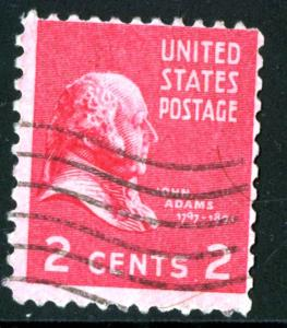 United States - SC #806 - USED - 1938 - Item USA222
