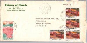 Congo, Diplomatic