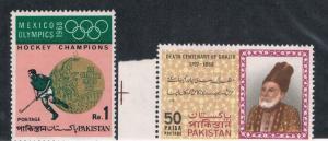 Pakistan 268;270 NH (P0027)